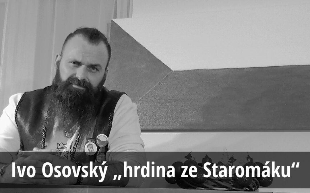 Ivo Osovský: výzva neváženému Babišovi