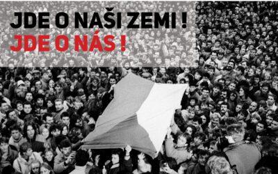 Generální stávka na Václaváku