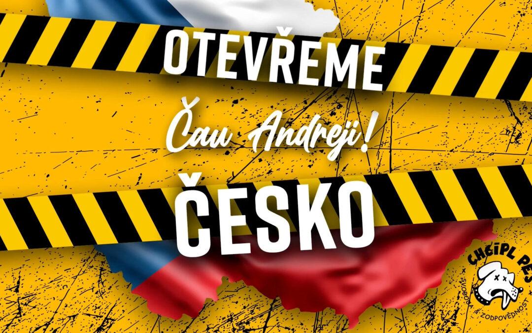 "Pořad ""Čau Andreji"" trhá rekordy ve sledovanosti"